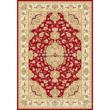 Wilton máquina feita Viscose tapete tapete oriental
