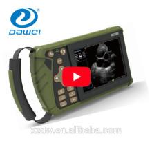 Scanner de ultrassom bovino DW-VET5 / VET6, aparelho de ultrassom para uso veterinário