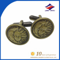 Großhandel kundenspezifische Qualitäts-Metallmanschettenknöpfe, hergestellt in China
