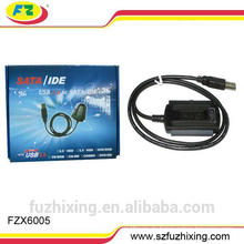 Hochwertiges USB2.0 bis 2.5 / 3.5 '' SATA & IDE Kabel