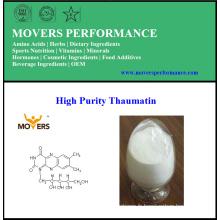 Protéine de thaumatine Sweetner Pureté