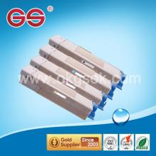 Modélisation de mode C5750 43872305 43872307 recharge de toner