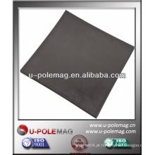Folha magnética de borracha pegajosa para impressão