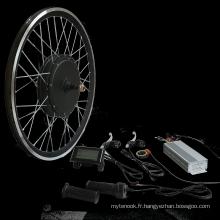 Kit de conversion de vélo électrique 48v 1000w avec batterie