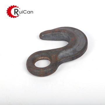 gancho de aço inoxidável para peças marinhas