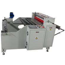 Machine de découpe de feuilles et de feuilles en tissu non tissé automatique