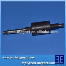 Anel magnético multipolar / ímã de rotor personalizado do ventilador de pólo personalizado feito sem lâmina 19-5-55.4mm