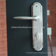 RSL-10 Plate with Door Lock Handle in Set 304SUS