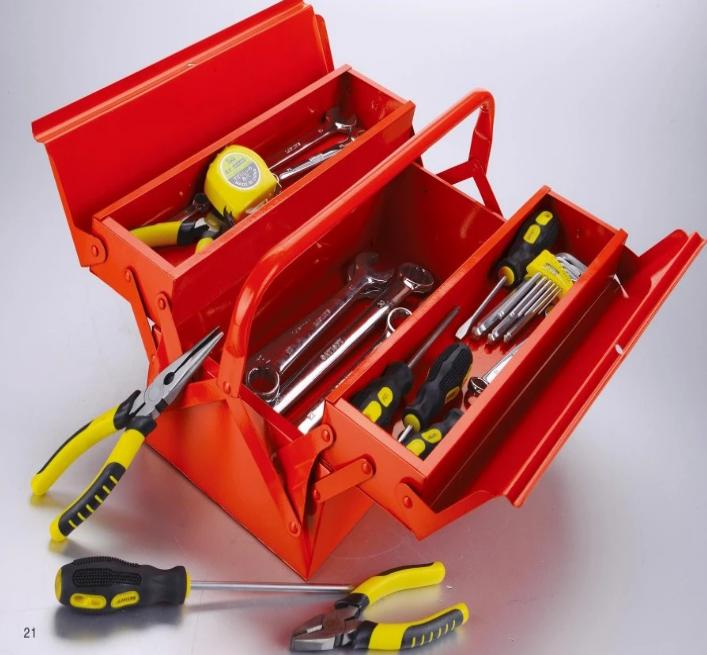 2-layer tool box
