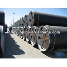 Tubo de aço espiral da marca Tongyun