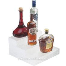 Support d'affichage de bouteille acrylique