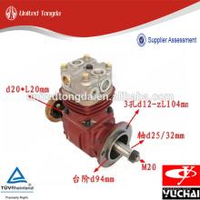 Compresor de aire Yuchai para 470-3509100.