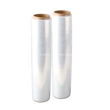 Plastic cling film body wrap roll