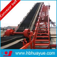 100n / mm-600n / mm Bonne qualité Ep / Nn Sidewall Rubber Belt