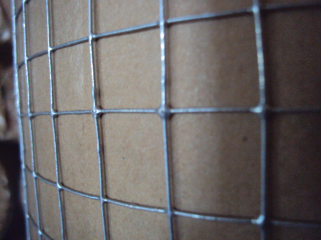 High quality Galvanized Welded Wire Mesh Panel