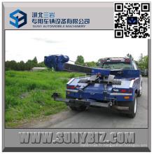 Camion d'enlèvement de bloc de route de devoir moyen de 10 tonnes Ind10