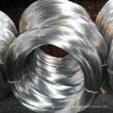Electro galvanizado fábrica de alambre, el mejor precio