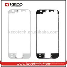 Pièces de rechange pour cadre de lunette avant iPhone 6s, cadre central LCD pour iPhone 6s, cadre de lunette avant pour réparation de lcd iphone 6s