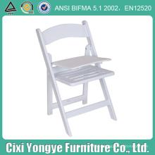Apariencia moderna Catering Resin Folding Chair