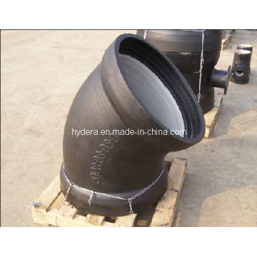 Raccord de tuyaux en fonte ductile ISO2531