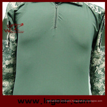 Outdoor Army Tactical Uniform Camouflage Waterproof Shirt Airsoft Uniform Frog Suit