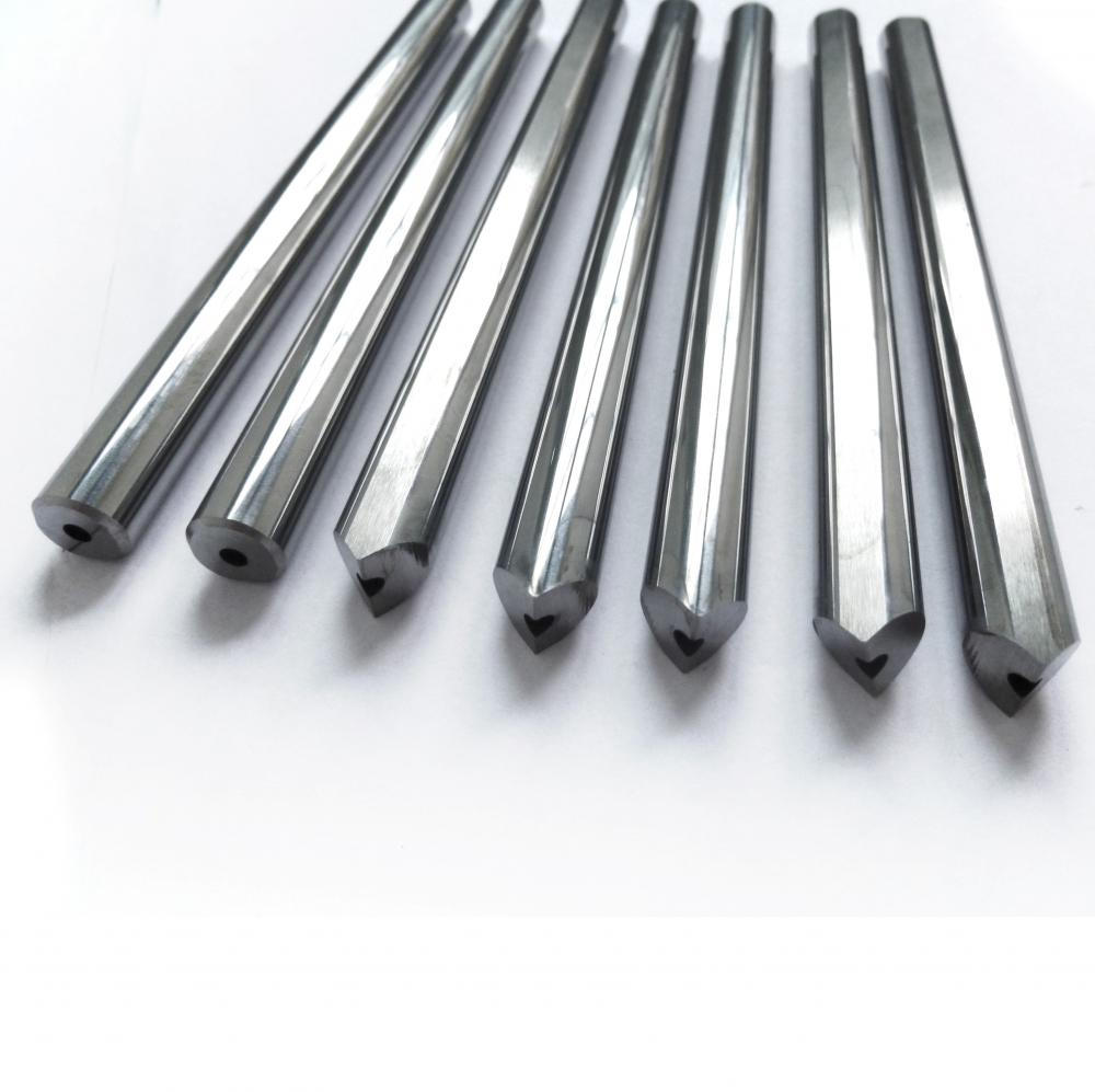 Single Hole Tungsten Carbide Rod with Various Sizes