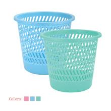 Cubo de plástico redondo hueco de plástico