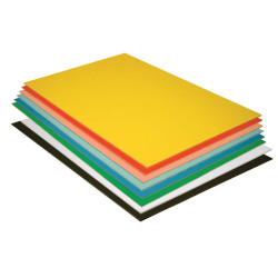 Colored cardboard sheets craft/Arts & Crafts Colored EVA Foam Sheets ...