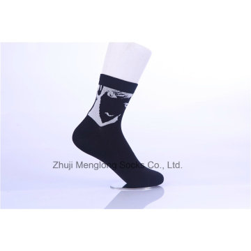Character Designs Lovely Girl Cotton Socks Wholesale Customs Design