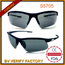 Hotsale Half Frame UV400 Polarized Sunglasses for Sport