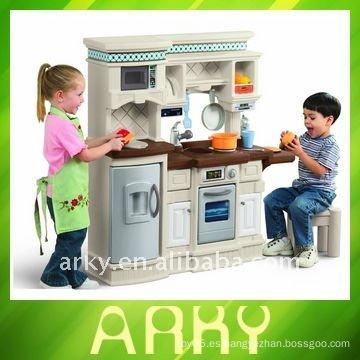 Niños juguete de plástico - Cocina