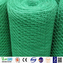 Chicken Rabbit Galvanized Hexagonal Wire Mesh