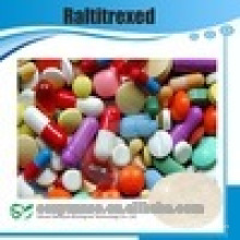 Горячие продажи и низкие цены на Raltitrexed, cas 112887-68-0 Raltitrexed