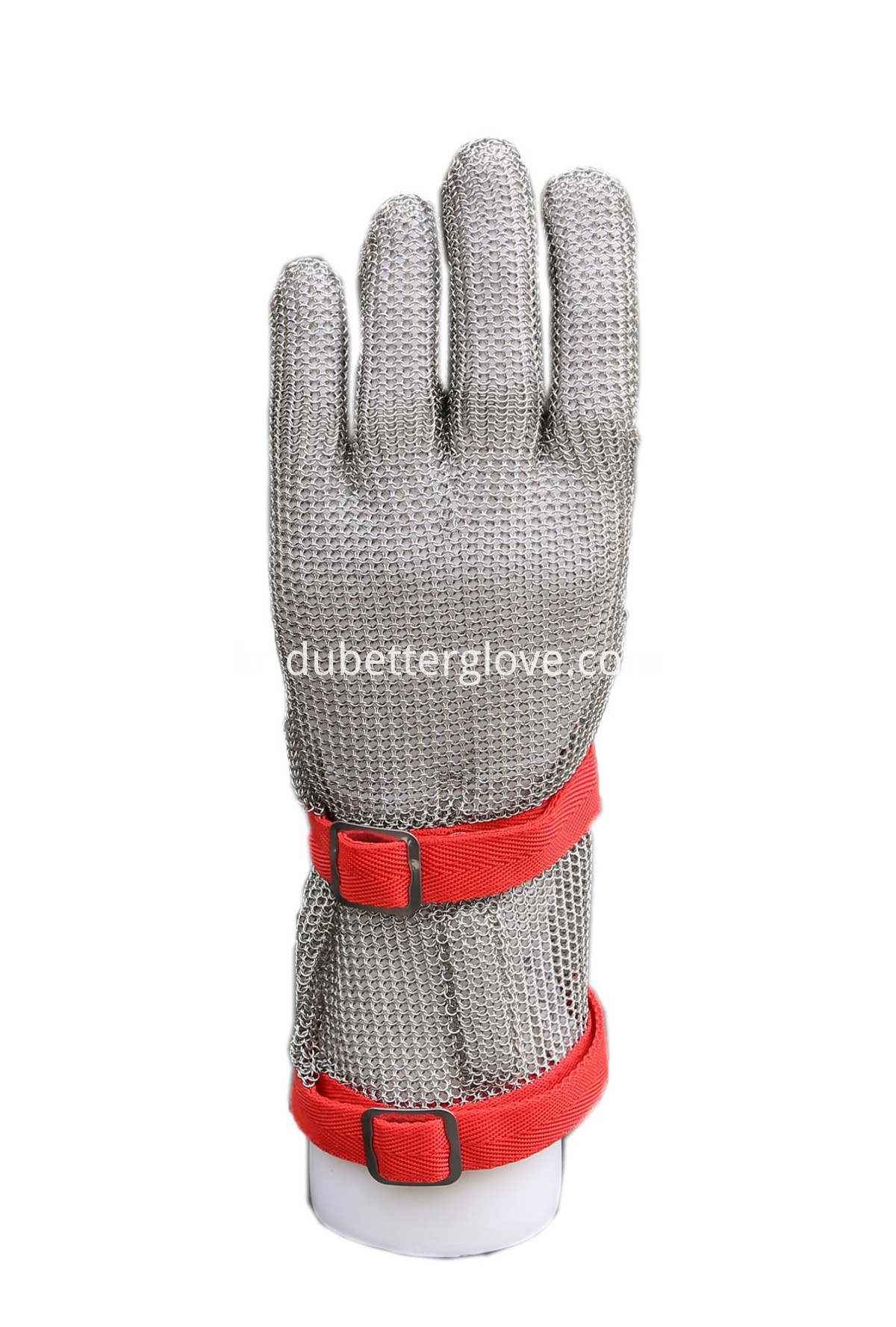 stainless steel gloves with long cuff