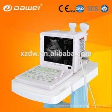DW360 LED máquina de ultrasonido de pantalla a color en salud y medicina