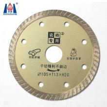 Super thin Diamond Cutting Disc for Porcelain