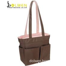 Brown Diaper Handbag (DW-MO1423)