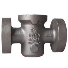 Usine de corps de valve de porte personnalisée