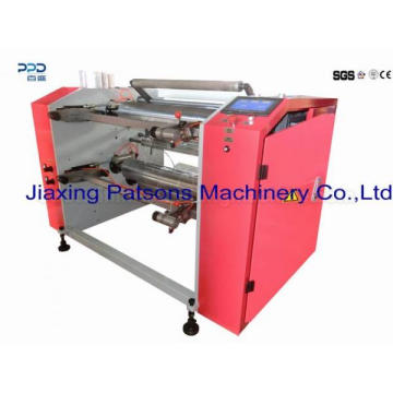 Good Quality Stretch Film 4 Shaft Automatic Change Slitter Rewinder
