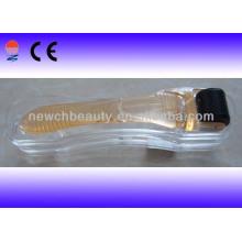 Rolo de beleza Rolo de pele não-Cracking Derma Roller para cuidados com a pele Cuidados com a beleza com CE