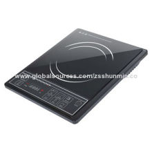 Induction Cooker, Press Button, Control Panel 4 Digital Display
