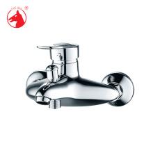 China Professional sanitary wall mounted waterfall bathtub faucet