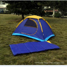 heated single layer 1-2 person camping tent