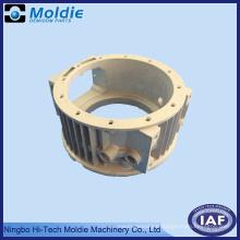 High Quality Multihole Fixation Aluminum Die Casting Parts