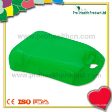 Mini Empty Plastic First Aid Kit Box