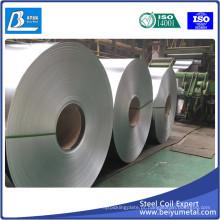 Anti Finger Impressão G150 Galvalume Steel Coil