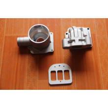 La valve de moulage mécanique sous pression en aluminium avec l'usinage d'outil de gemme de surface