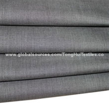 Workwear Fabric, Made of 65% Polyester and 35% Cotton, Sized 16x12/108x56