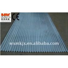 Farbige Stahl-Kreisbogenplatte Rollformmaschine / Stahl-Arc-Panel-Roll Formmaschine