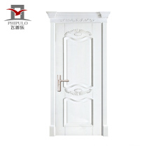 Best selling good design interior wooden doors with white color